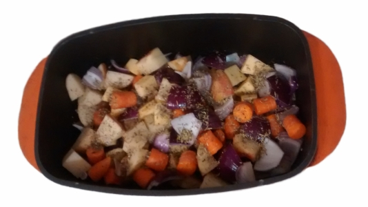 Pot Roast Vegetables 2
